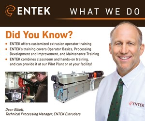 ENTEK Extruders
