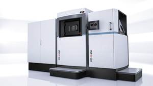 EOS in Two IMTS Pavilions with AM Advances