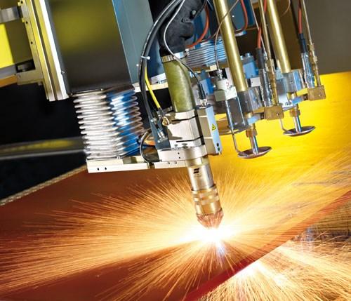 ESAB plasma cutting system