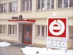 Esco Plant in Switzerland