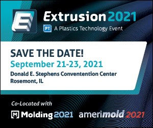 Extrusion Conference - Register Today and Save
