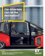 EY: Interiors for Self-Driving Cars