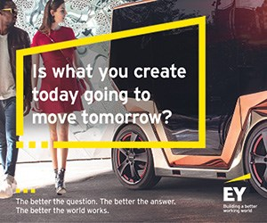 EY what you create today going to move tomorrow?