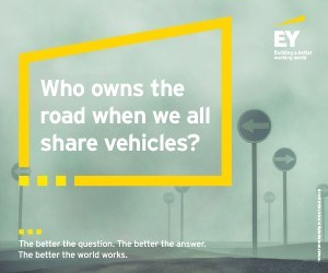 EY Who owns the road when all share vehicles