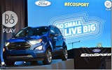 Ford EcoSport and Other Automotive Endeavors