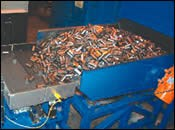 Efficient material handling is crucial