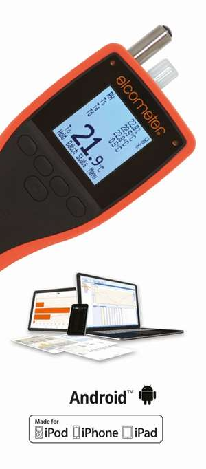 Elcometer, Digital Dewpoint Meter