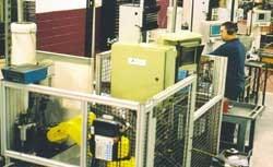 Engis bore-finishing machine