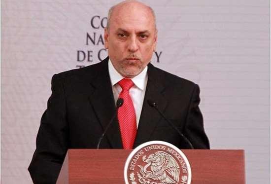 Enrique Cabrero, director de Conacyt