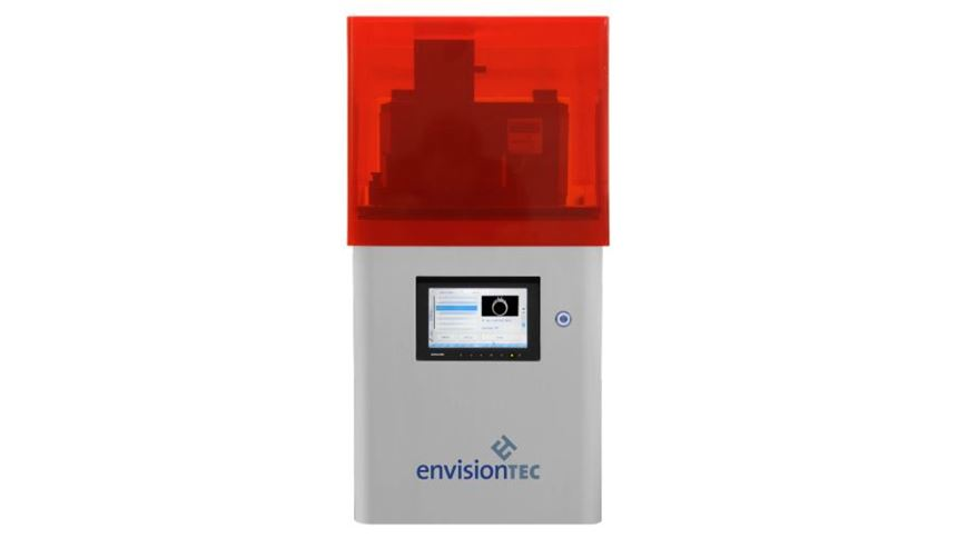 EnvisionTEC Micro Plus 3D printer