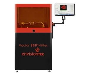 EnvisionTEC Vector Hi-Res 3SP 3D printer