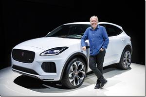 The Jaguar E-Pace and Magna