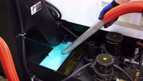Eriez fluid recycling