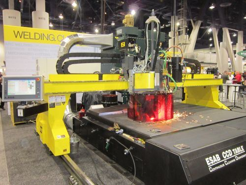 Avenger X large gantry CNC plasma cutting system