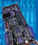 Ethernet communications board