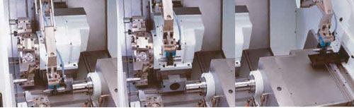 automatic parts catcher