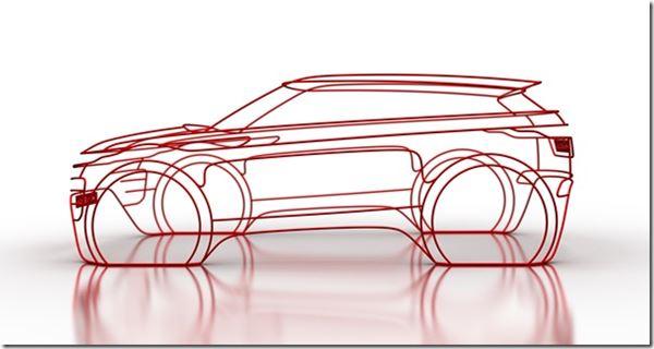 Range Rover Evoque Wired image