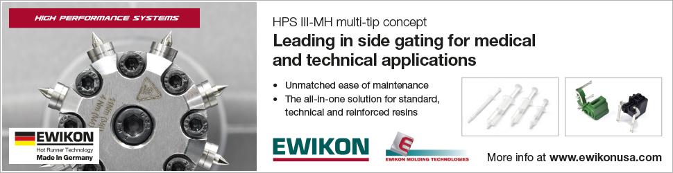 HPS lll-MH multi-tip concept