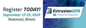 Extrusion Conference - Register Today