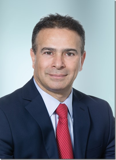 Dr. Mohsen Sohi - Speaker of the Board of Management