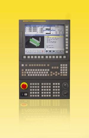 Series 0i-f CNC system.