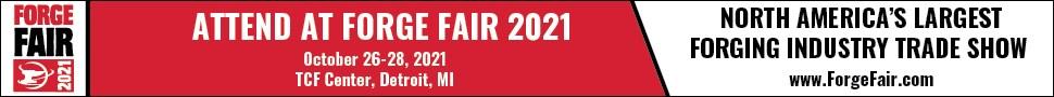 2021年锻造博览会