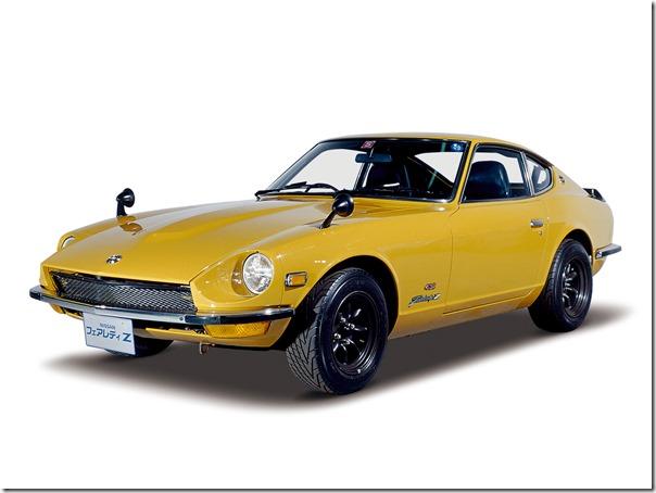 1969 Fairlady Z 432