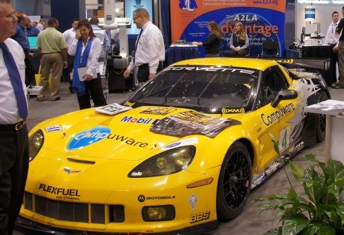 Pratt & Miller/Corvette Racing Team's Corvette