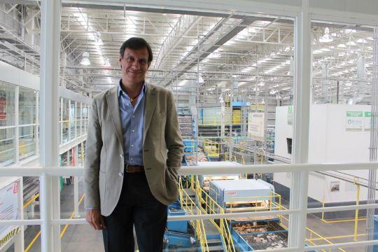 Ing. Jaime Cámara, fundador y director de PetStar.