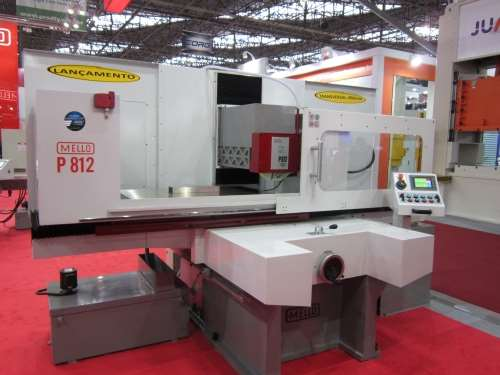 Mello's P 812 surface grinding machine