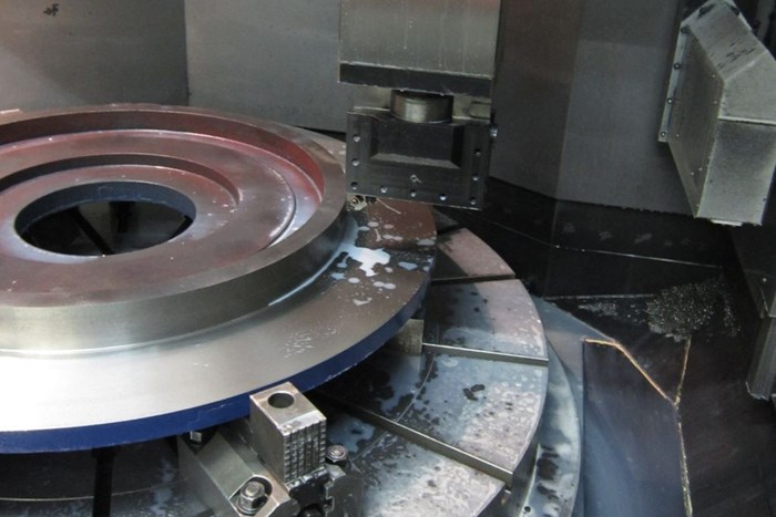 Tooling Up for Vertical Turning