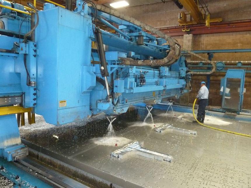 Cincinnati CNC milling machine