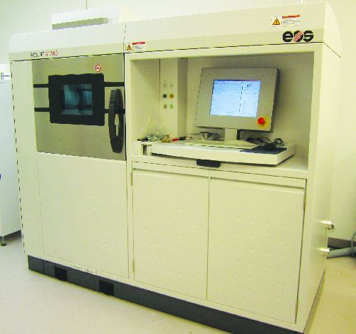 EOSINT M270 DMLS machine