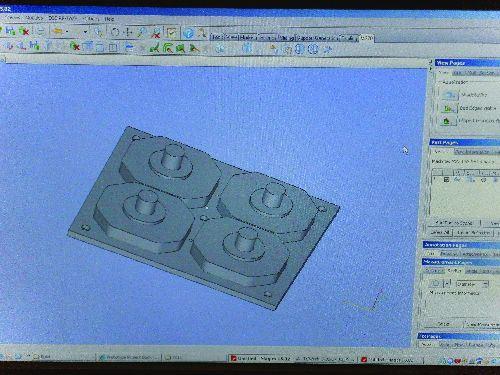 3D CAD configuration