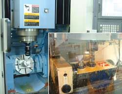Five-axis machining is mandatory for many medical components