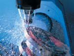 Five-axis machining solves clearance problems
