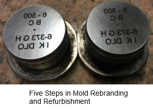 Mold Rebranding and Refubishment
