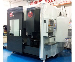 Haas Automation UMC-750 five-axis vertical machining center
