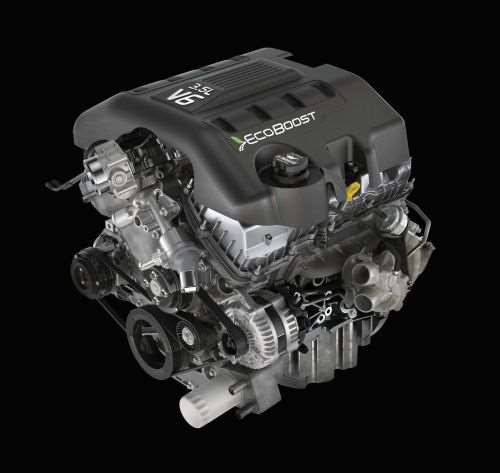 Ford fuel-efficient EcoBoost engine