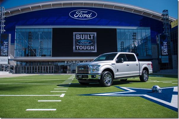 Ford F-150 Dallas Cowboys Edition