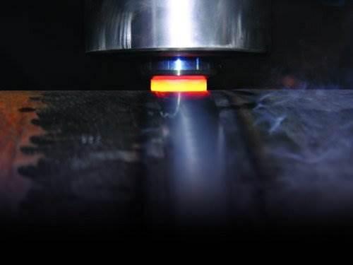 ESAB friction stir welding