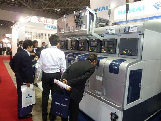 Fuji Machine Mfg. Co.'s DLFn modular production equipment