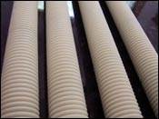 Fulcrum Composites injection overmolds threads..