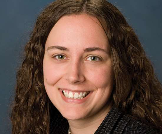 Mariann Fuller, vice president of Columbia Chemical.