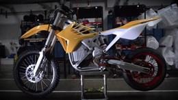 Redshift motocross bike