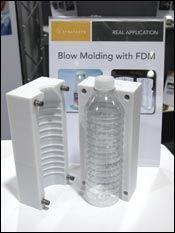 Fused-deposition modeling (FDM) technique
