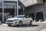 Ford Amps Up Fusion for 2019