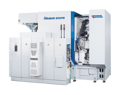 Gleason Power Skiving machines
