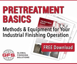 Global Finishing Solutions Pretreatment Basics