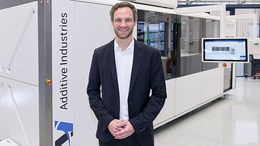 Simon Hoeges, GKN AM director